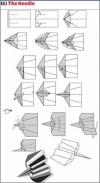 origami pesawat - 11