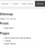 Nginstal Plugin Kwayy HTML Sitemap bagian 6